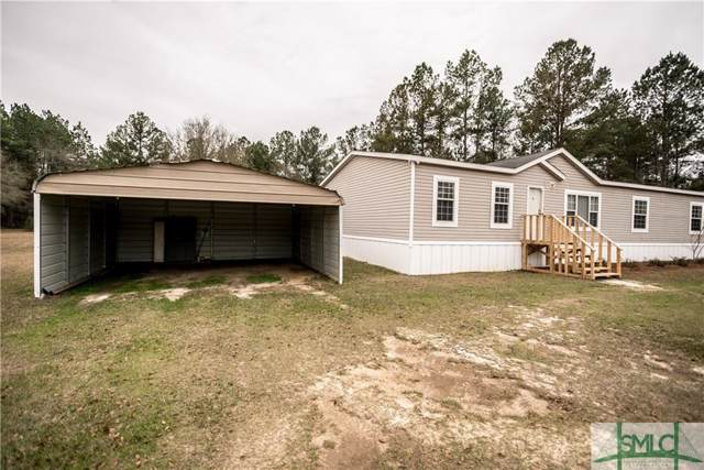 6020 Mill Branch Club Road, Brooklet, GA 30415 (MLS #218568) :: The Arlow Real Estate Group