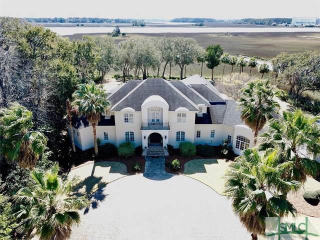 9 Judsons Court, Savannah, GA 31410 (MLS #219040) :: The Arlow Real Estate Group