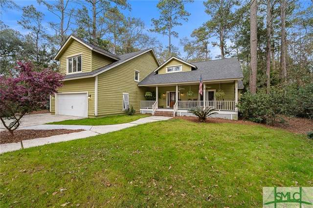 22 Deer Run, Savannah, GA 31411 (MLS #219408) :: Robin Lance Realty
