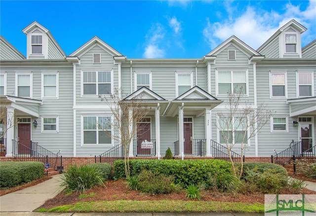 226 Village Green, Pooler, GA 31322 (MLS #219773) :: Liza DiMarco