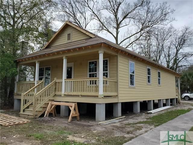 1201 E 41st Street, Savannah, GA 31404 (MLS #219941) :: Bocook Realty