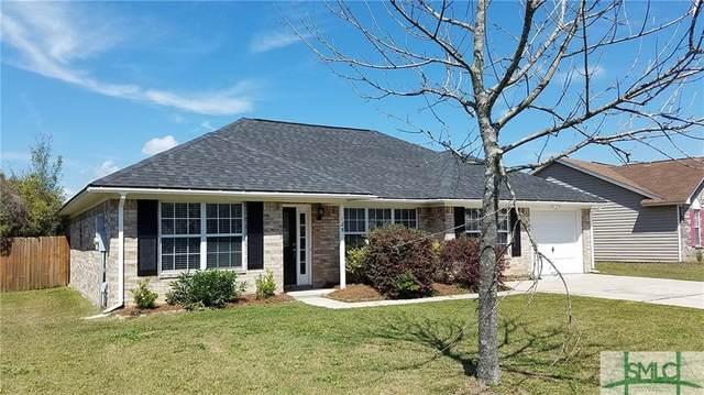 128 Berwick Lakes Boulevard, Pooler, GA 31322 (MLS #220072) :: Heather Murphy Real Estate Group