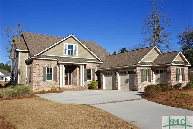 112 Busbridge Cove, Pooler, GA 31322 (MLS #220389) :: Heather Murphy Real Estate Group