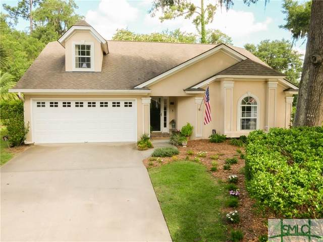 4 Sassafras Trail, Savannah, GA 31404 (MLS #220413) :: Partin Real Estate Team at Luxe Real Estate Services