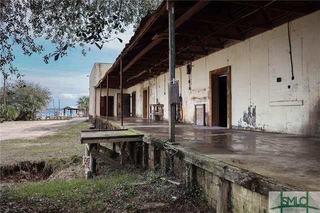 1512 Amason Avenue, Darien, GA 31331 (MLS #220450) :: Keller Williams Coastal Area Partners