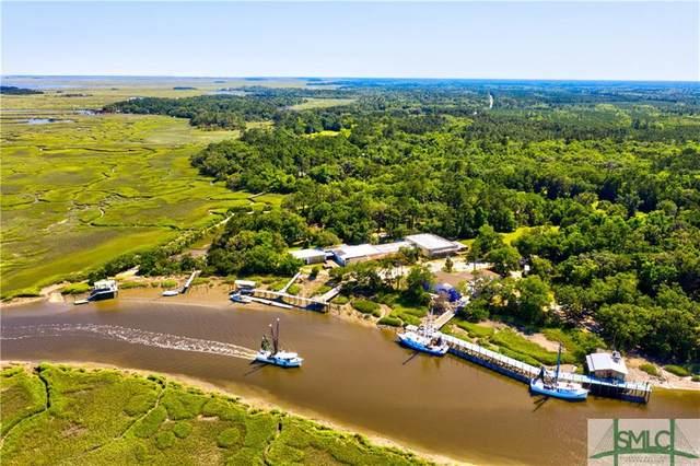 1512 Amason Avenue, Darien, GA 31331 (MLS #220455) :: Keller Williams Coastal Area Partners