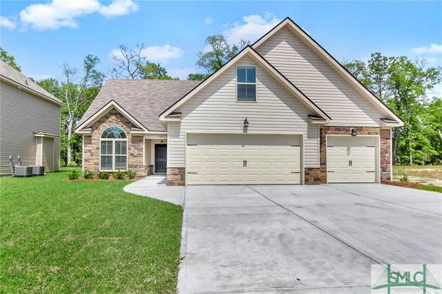 123 Annie Drive, Guyton, GA 31312 (MLS #220546) :: The Arlow Real Estate Group