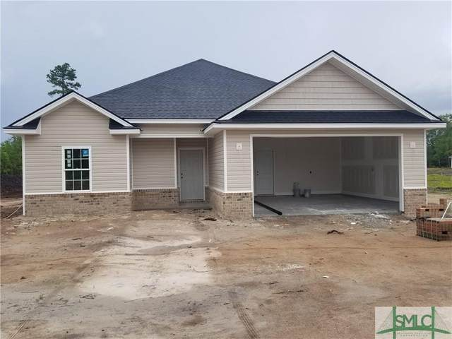 36 Baggs Circle, Ludowici, GA 31316 (MLS #220818) :: Level Ten Real Estate Group