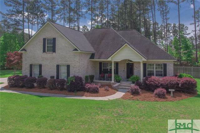 121 Sweetwater Circle, Rincon, GA 31326 (MLS #221608) :: McIntosh Realty Team