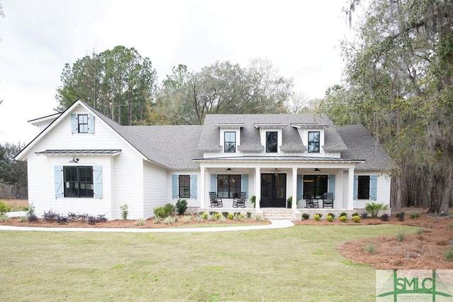 103 Wood Glen, Pooler, GA 31322 (MLS #221877) :: The Arlow Real Estate Group