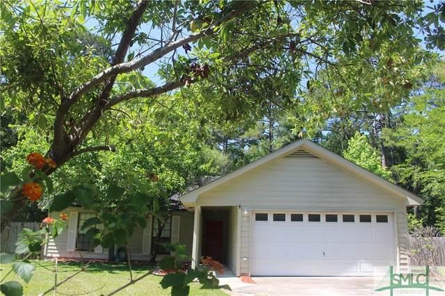 24 Green Iris Court, Savannah, GA 31419 (MLS #221925) :: The Sheila Doney Team