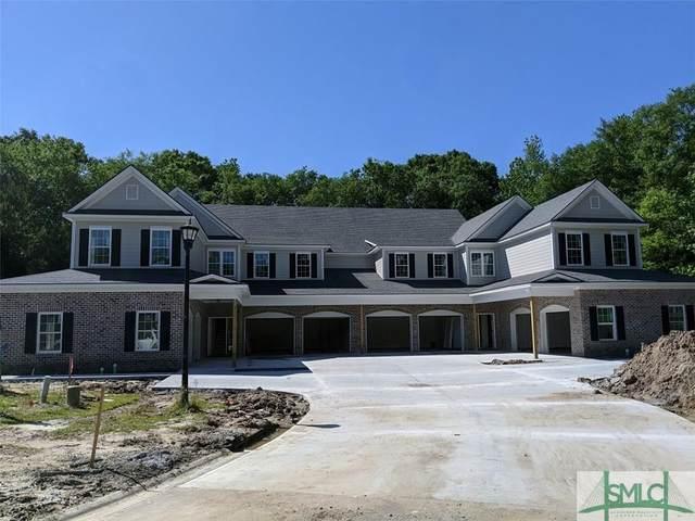 1201 Woodside Ridge, Savannah, GA 31405 (MLS #222024) :: The Arlow Real Estate Group