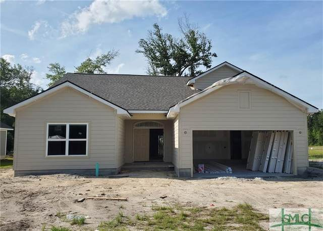 211 Beecher Drive, Richmond Hill, GA 31324 (MLS #222178) :: The Arlow Real Estate Group