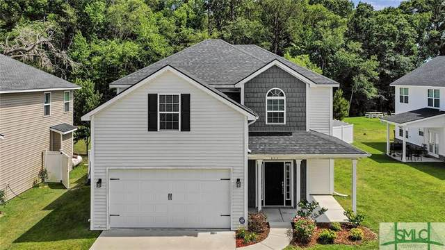 802 Alyson Court, Hinesville, GA 31313 (MLS #222372) :: The Sheila Doney Team
