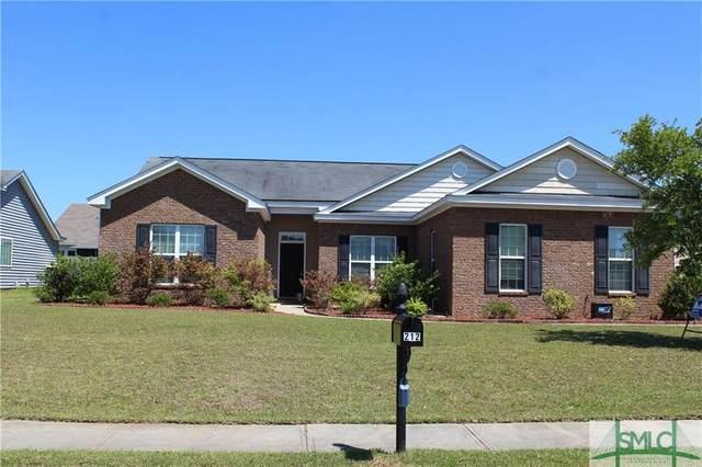 212 Willow Point Lane, Savannah, GA 31322 (MLS #222439) :: Heather Murphy Real Estate Group