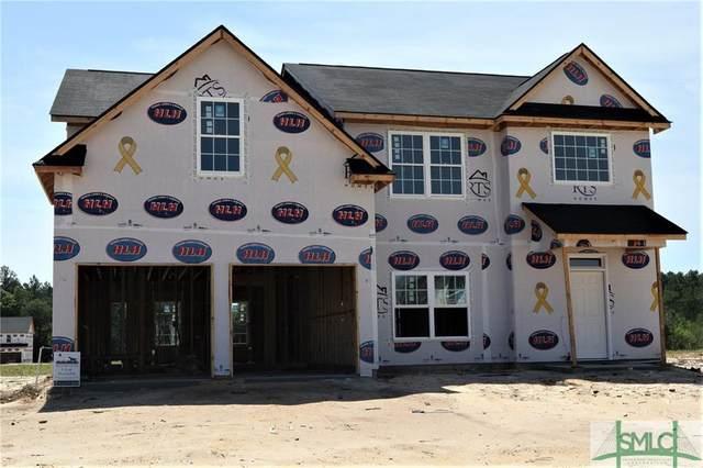 86 Labrador Lane NE, Ludowici, GA 31316 (MLS #222474) :: Heather Murphy Real Estate Group