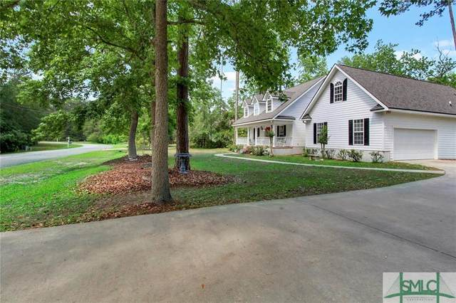 1262 Winterberry Drive NE, Townsend, GA 31331 (MLS #222491) :: Keller Williams Coastal Area Partners