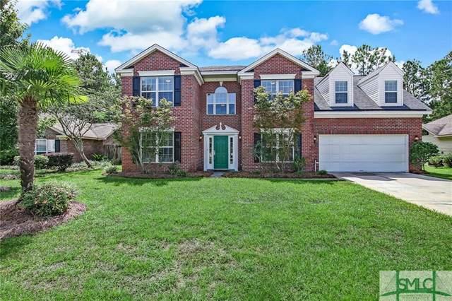123 Morgan Pines Drive, Pooler, GA 31322 (MLS #222837) :: The Arlow Real Estate Group
