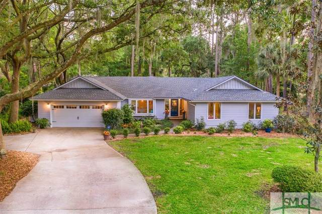 1 Clifton Lane, Savannah, GA 31411 (MLS #223219) :: Heather Murphy Real Estate Group