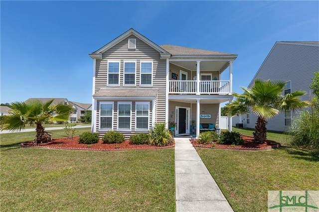 66 Bushwood Drive, Savannah, GA 31407 (MLS #223450) :: The Arlow Real Estate Group