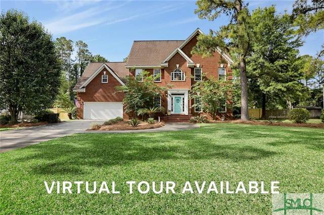 678 Steele Wood Drive, Richmond Hill, GA 31324 (MLS #223681) :: The Arlow Real Estate Group