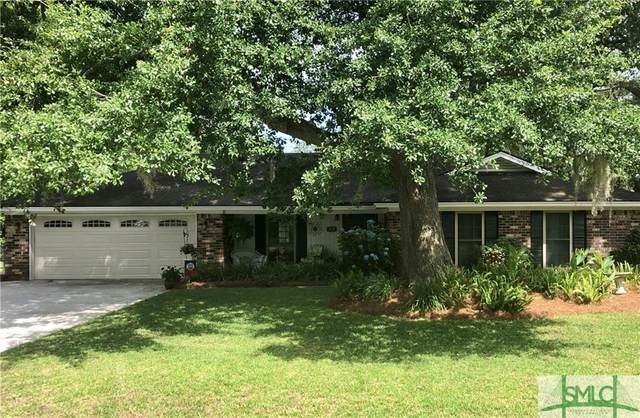 641 Suncrest Boulevard, Savannah, GA 31410 (MLS #223823) :: Heather Murphy Real Estate Group