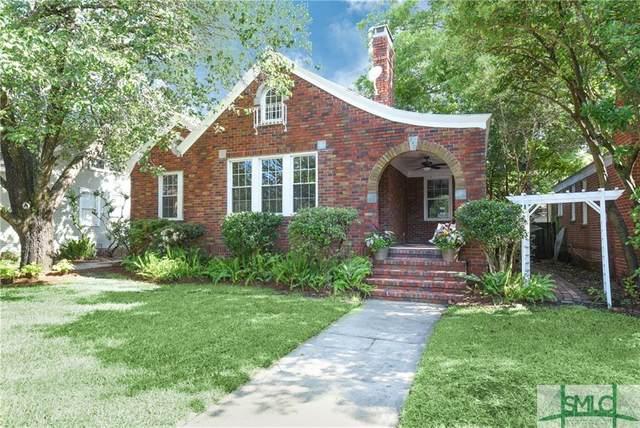 240 E 53rd Street, Savannah, GA 31405 (MLS #223903) :: Keller Williams Coastal Area Partners
