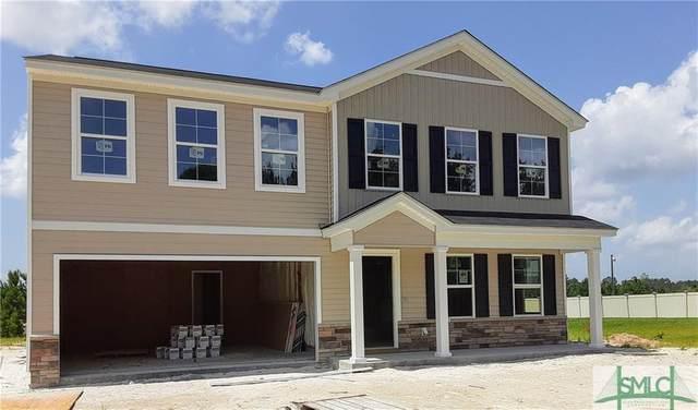 435 Wilkins Road, Midway, GA 31320 (MLS #224046) :: The Arlow Real Estate Group