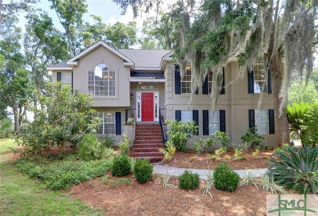 216 Fish Hawk Lane, Savannah, GA 31410 (MLS #224340) :: Liza DiMarco