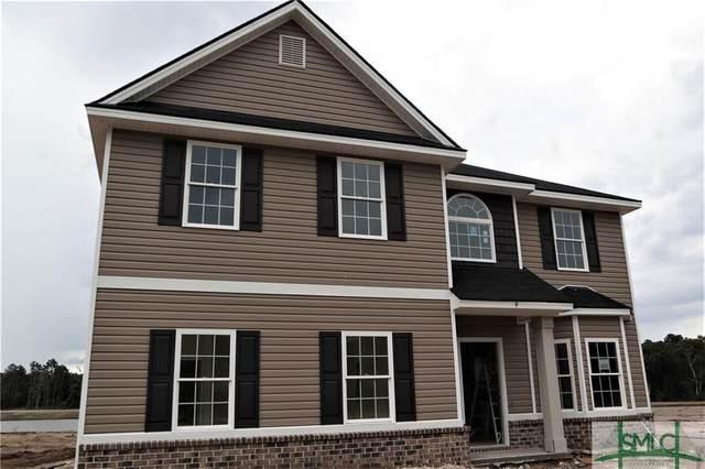 9 Morningside Drive, Hinesville, GA 31301 (MLS #224652) :: The Arlow Real Estate Group