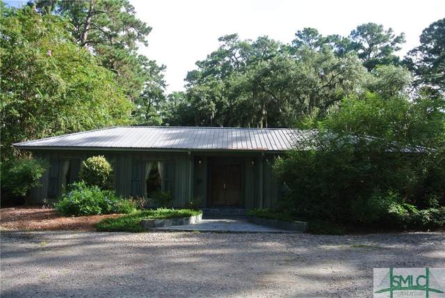 4400 Turners Rock Road, Savannah, GA 31410 (MLS #224872) :: McIntosh Realty Team
