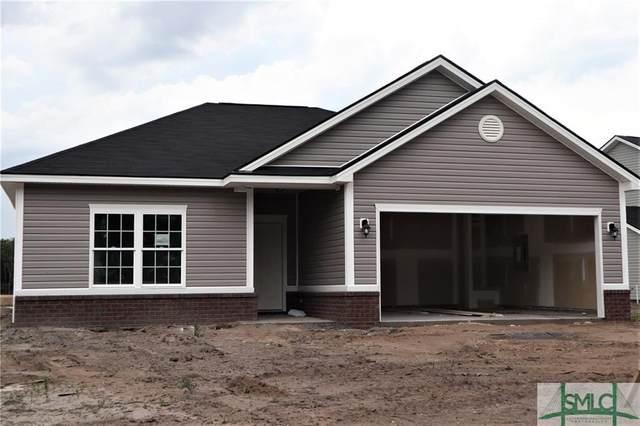 65 Morningside Drive, Hinesville, GA 31313 (MLS #225989) :: The Arlow Real Estate Group