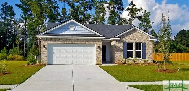 86 Melody Drive, Pooler, GA 31322 (MLS #226018) :: McIntosh Realty Team