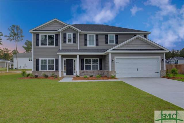 73 Sugar Pine Drive, Richmond Hill, GA 31324 (MLS #226223) :: Barker Team | RE/MAX Savannah