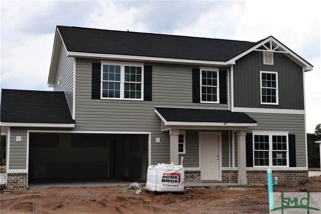 49 Morningside Drive, Hinesville, GA 31313 (MLS #226347) :: The Arlow Real Estate Group