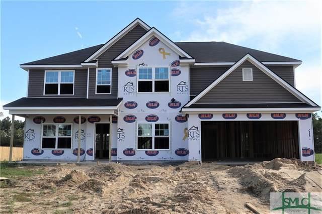 136 Brookhaven Loop NE, Ludowici, GA 31316 (MLS #226356) :: The Arlow Real Estate Group