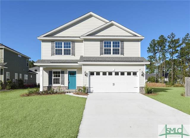 31 Sweetgrass Lane, Richmond Hill, GA 31324 (MLS #226761) :: Barker Team | RE/MAX Savannah