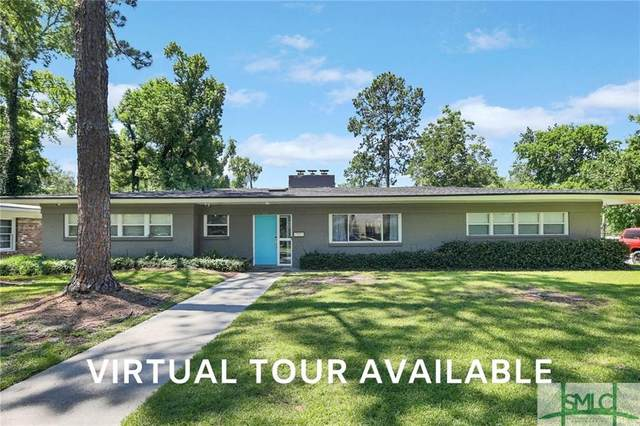 303 Lafayette Circle, Savannah, GA 31405 (MLS #226791) :: Glenn Jones Group | Coldwell Banker Access Realty