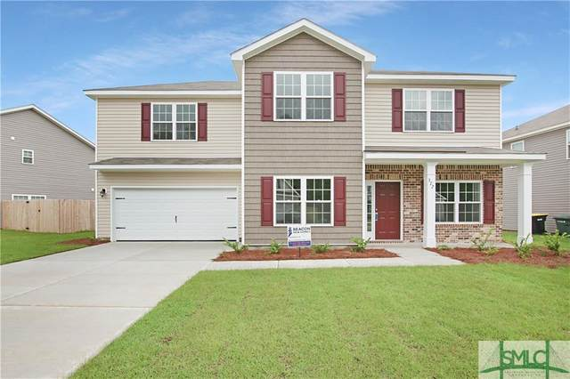 372 Coconut Drive, Bloomingdale, GA 31302 (MLS #226872) :: Keller Williams Realty-CAP