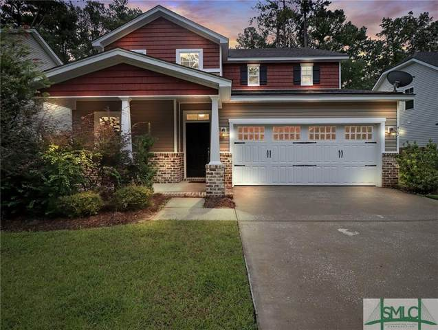 407 Plantation Way, Richmond Hill, GA 31324 (MLS #227224) :: Bocook Realty