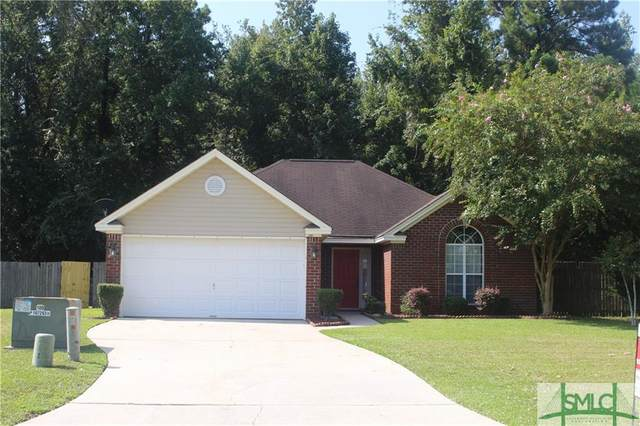 235 Longleaf Circle, Pooler, GA 31322 (MLS #227271) :: The Arlow Real Estate Group
