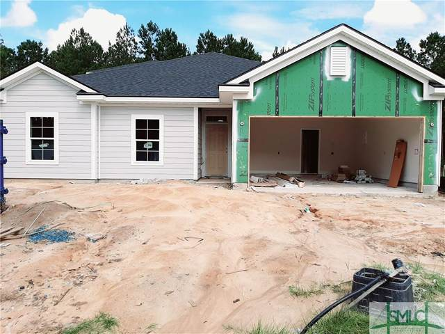 49 Misty Marsh Drive, Savannah, GA 31419 (MLS #227316) :: Partin Real Estate Team at Luxe Real Estate Services