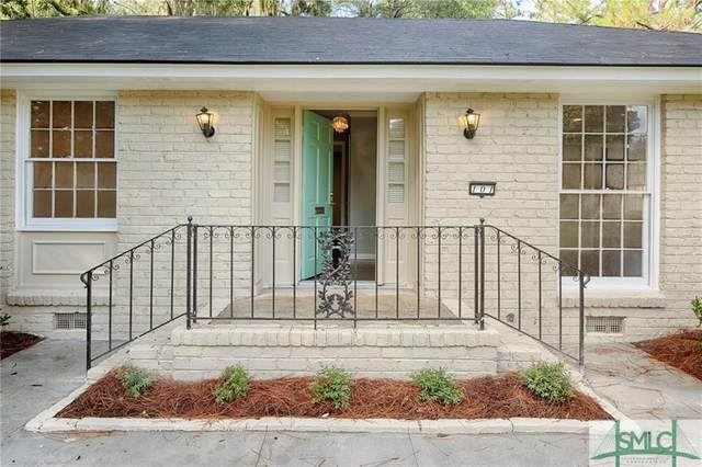 101 Brandywine Road, Savannah, GA 31405 (MLS #228376) :: Coastal Homes of Georgia, LLC