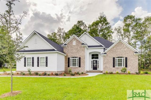 209 Fairmont Drive, Rincon, GA 31326 (MLS #229041) :: Coastal Savannah Homes