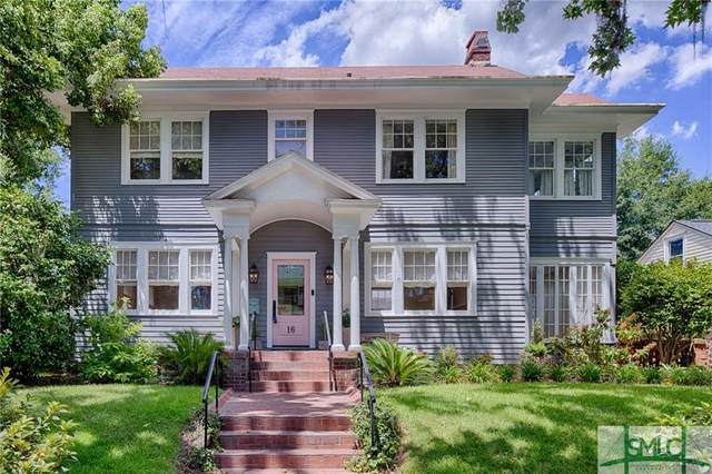 16 E 48th Street, Savannah, GA 31405 (MLS #229090) :: Liza DiMarco