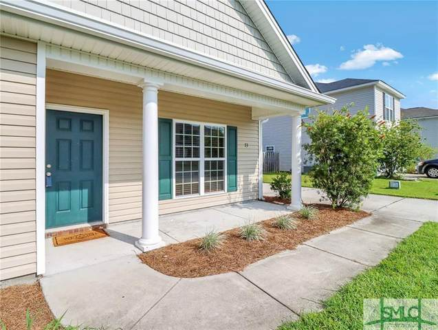 73 Rhett Lane, Richmond Hill, GA 31324 (MLS #229224) :: Liza DiMarco