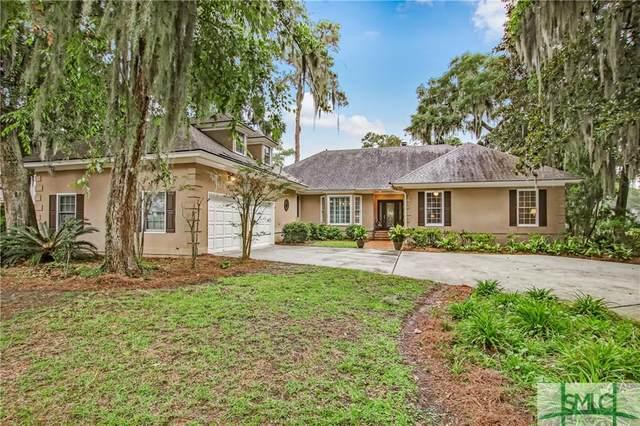 139 Grays Creek Drive, Savannah, GA 31410 (MLS #229356) :: Teresa Cowart Team