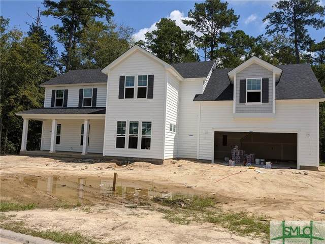 78 Harvest Moon Drive, Savannah, GA 31405 (MLS #229406) :: Level Ten Real Estate Group