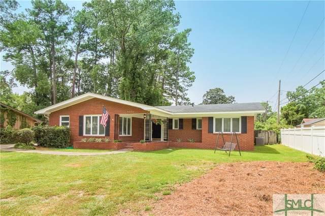 5503 Camelot Drive, Savannah, GA 31405 (MLS #229513) :: Level Ten Real Estate Group