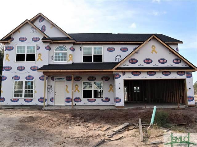 275 Sawmill Road, Hinesville, GA 31313 (MLS #230746) :: Level Ten Real Estate Group